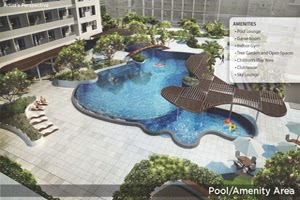 Swimming Pool at Avida Towers Asten Makati