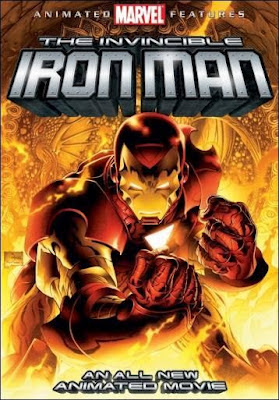 descargar El invencible Iron Man – DVDRIP LATINO