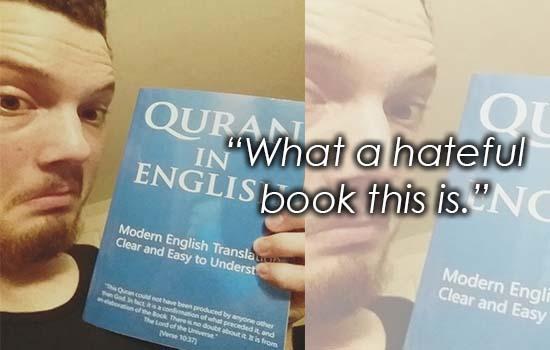 Lihat Komen Mat Saleh Ini Selepas Membaca Tafsiran Al-Quran Dalam Inggeris