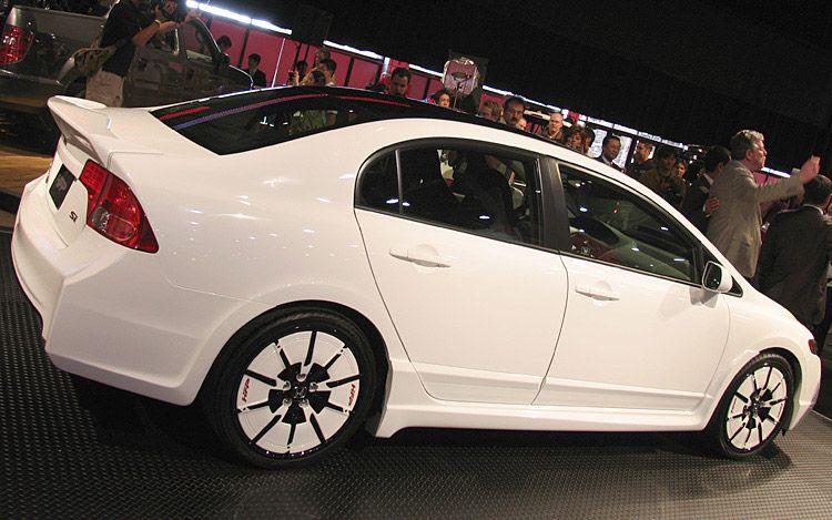 Hfp Honda Civic Si