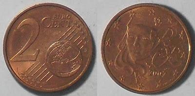 france 2cent 2007