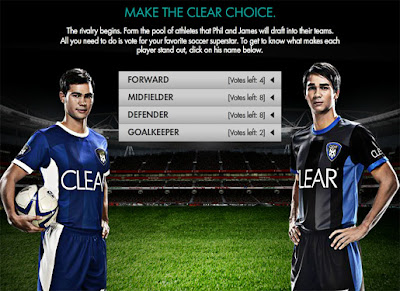 CLEAR Dream Match with Phil and James Younghusband