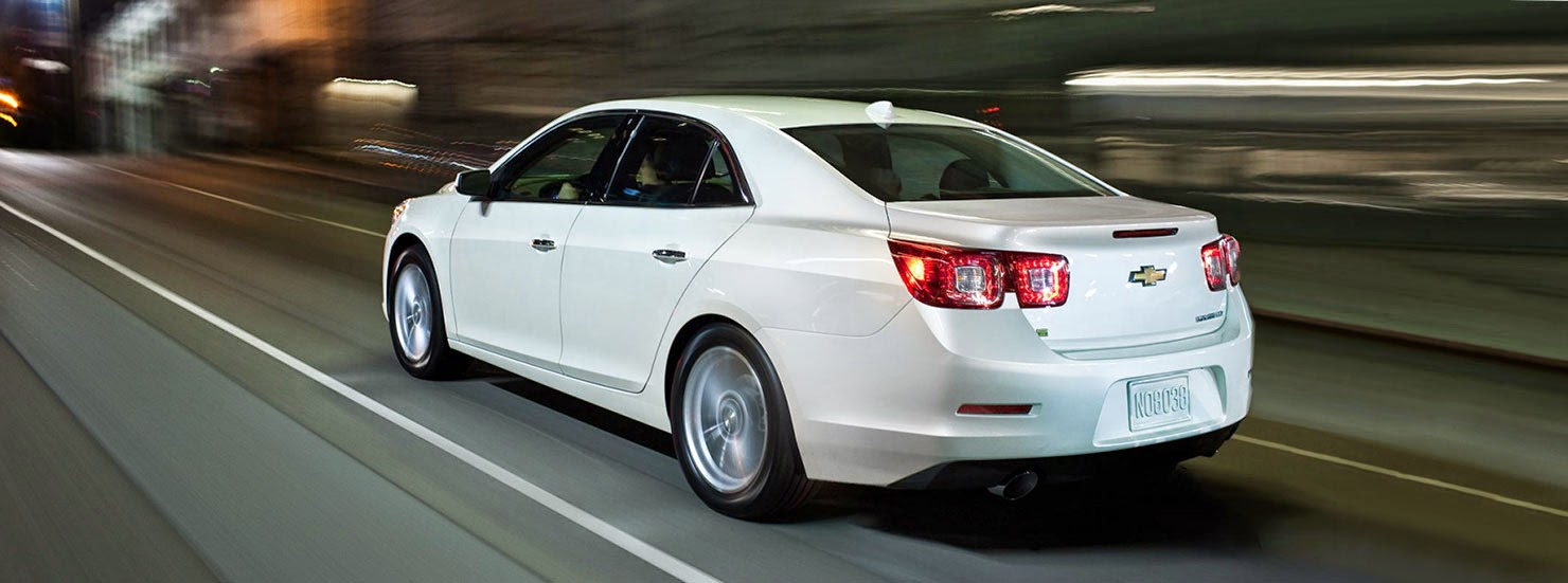 Updated 2016 Chevrolet Malibu Coming This Fall