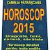 Camelia Patrascanu a lansat cartea Horoscop 2015