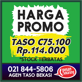 PROMO TASO C75.100 STOCK TERBATAS!