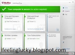 Download Antivirus McAfee Full Version