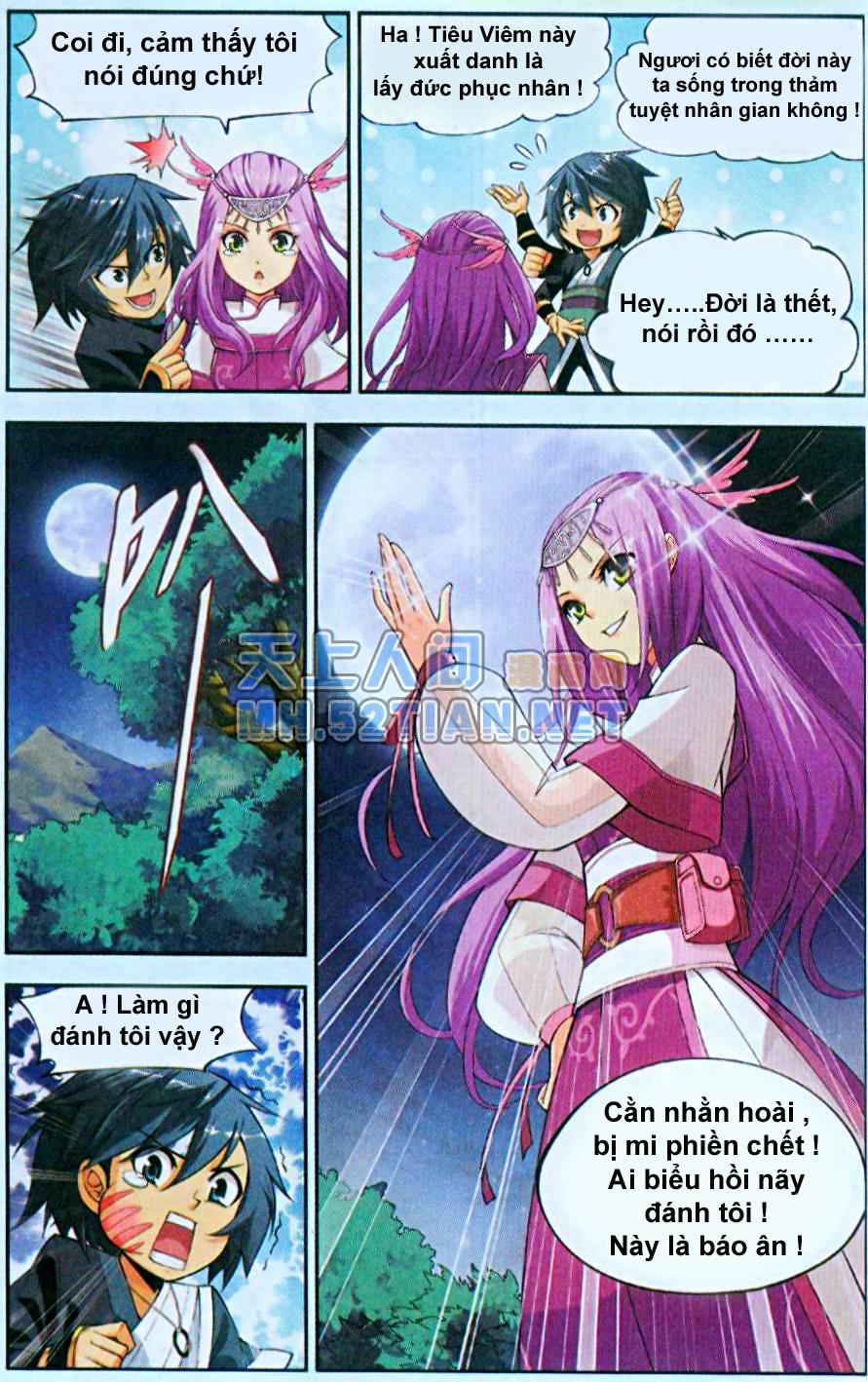 Đấu Phá Thương Khung chap 34 page 14 - IZTruyenTranh.com