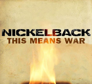 Nickelback - This Means War Lyrics