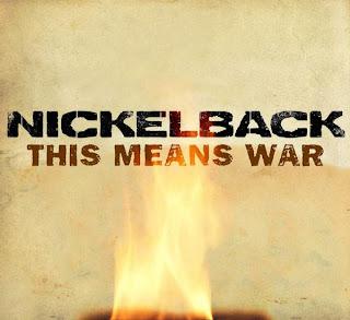 Nickelback - This Means War Lyrics
