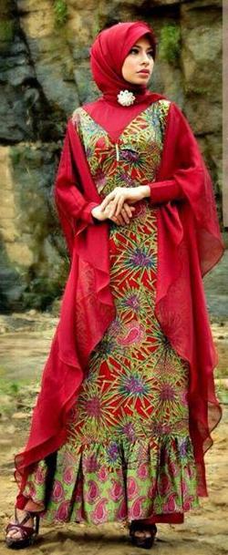 Kreasi Model Hijab Modern untuk Kebaya