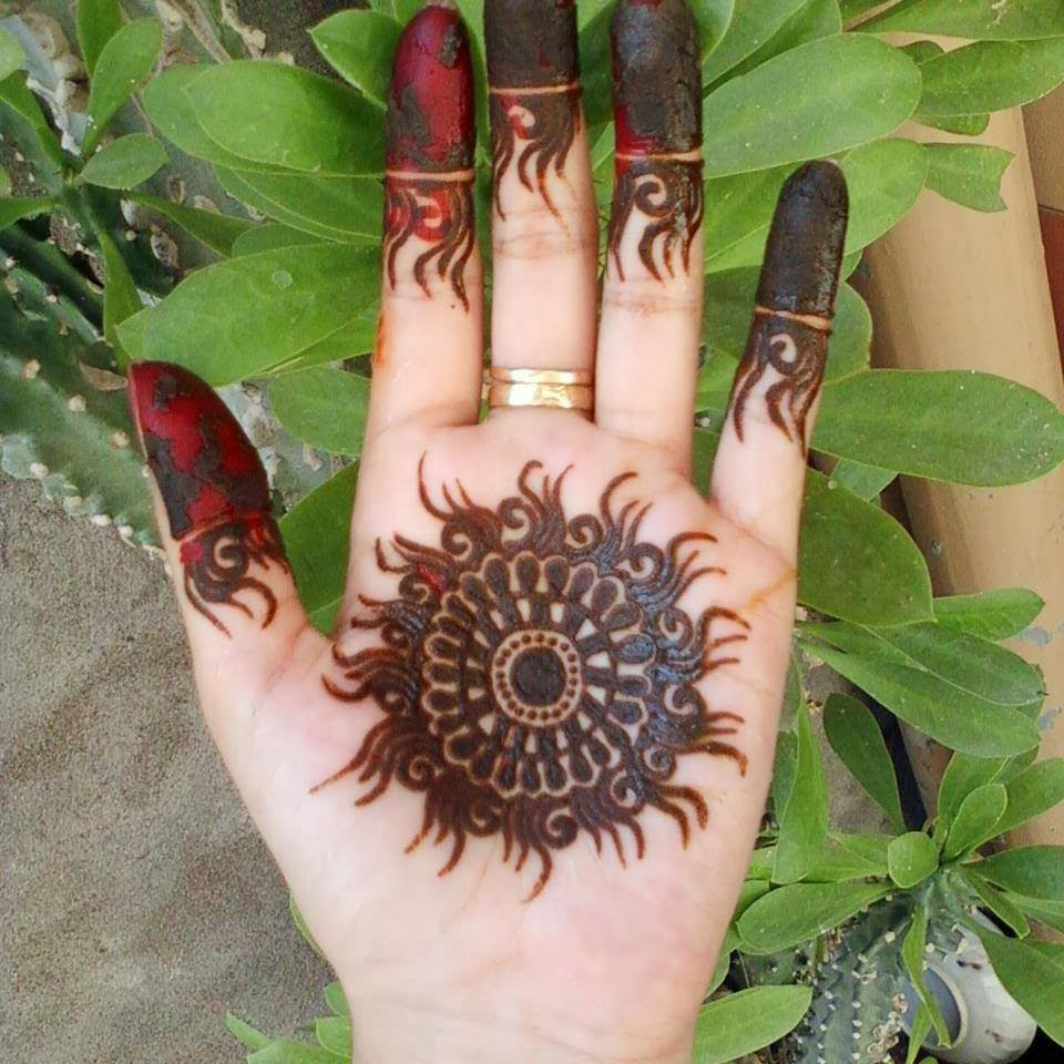 Wedding Jewelry Beautiful Simple Mehndi Designs 2014 15