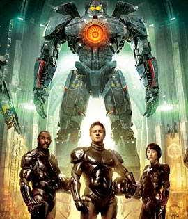 PACIFIC RIM 2, GODZILLA & KING KONG worlds coming together?
