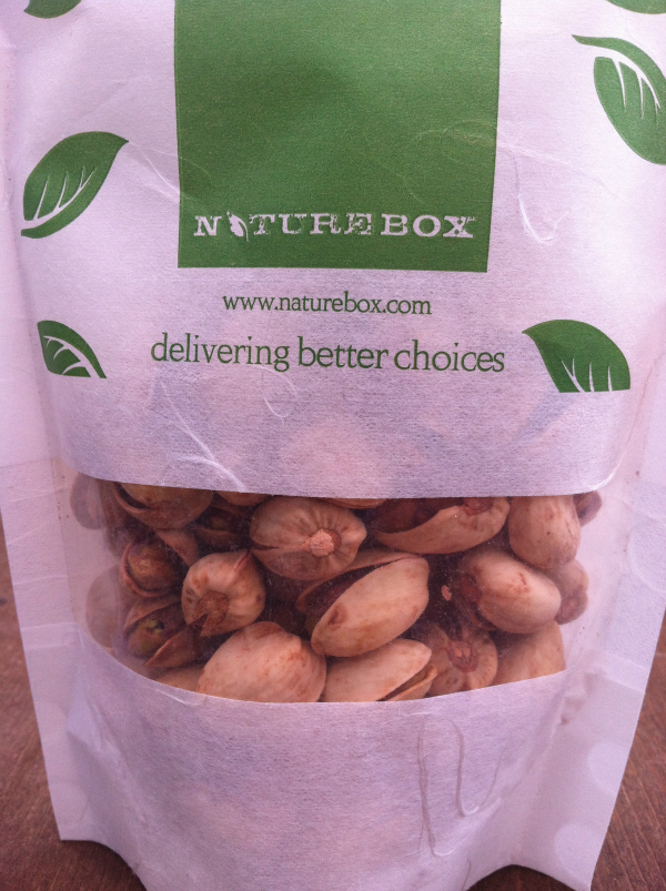 Nature Box Review - Monthly Subscription Box - July 2012
