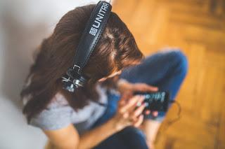 スマートフォンミュージック
