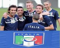 Prediksi Laga Final Italia vs Spanyol Euro 2012