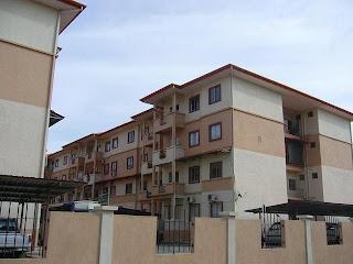 FOR SALE-Villa Permai Apartment Sandakan, Sabah 90000