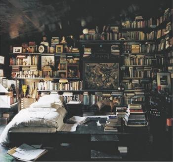 Habitación literaria