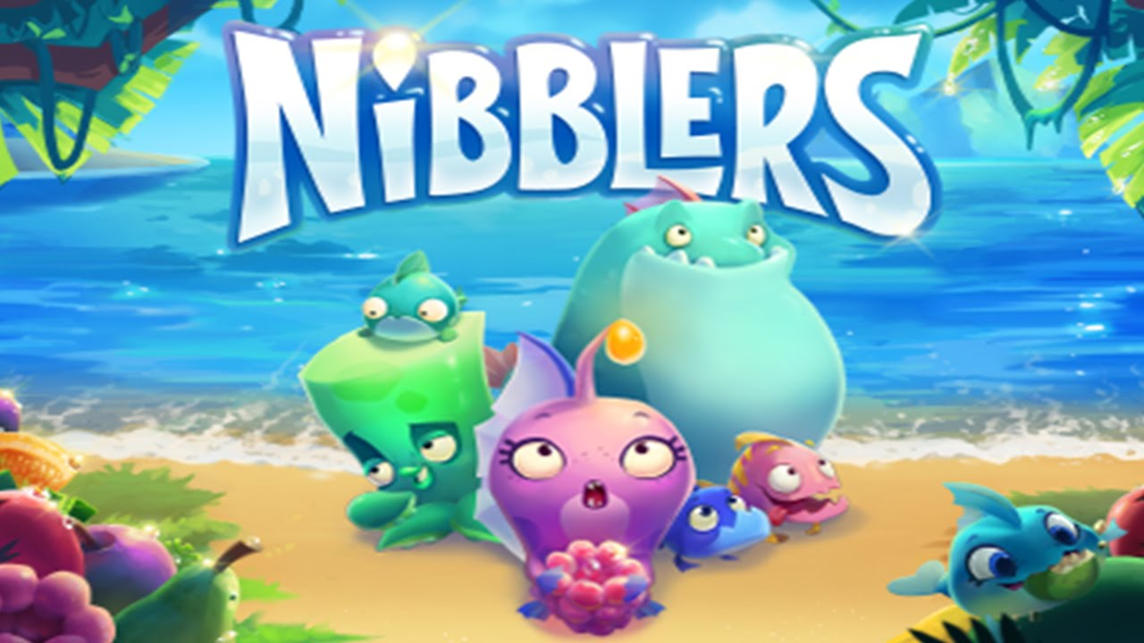 Nibblers Gameplay IOS / Android
