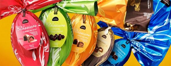 Chocolate Cacau Show Páscoa Ovos Clássicos