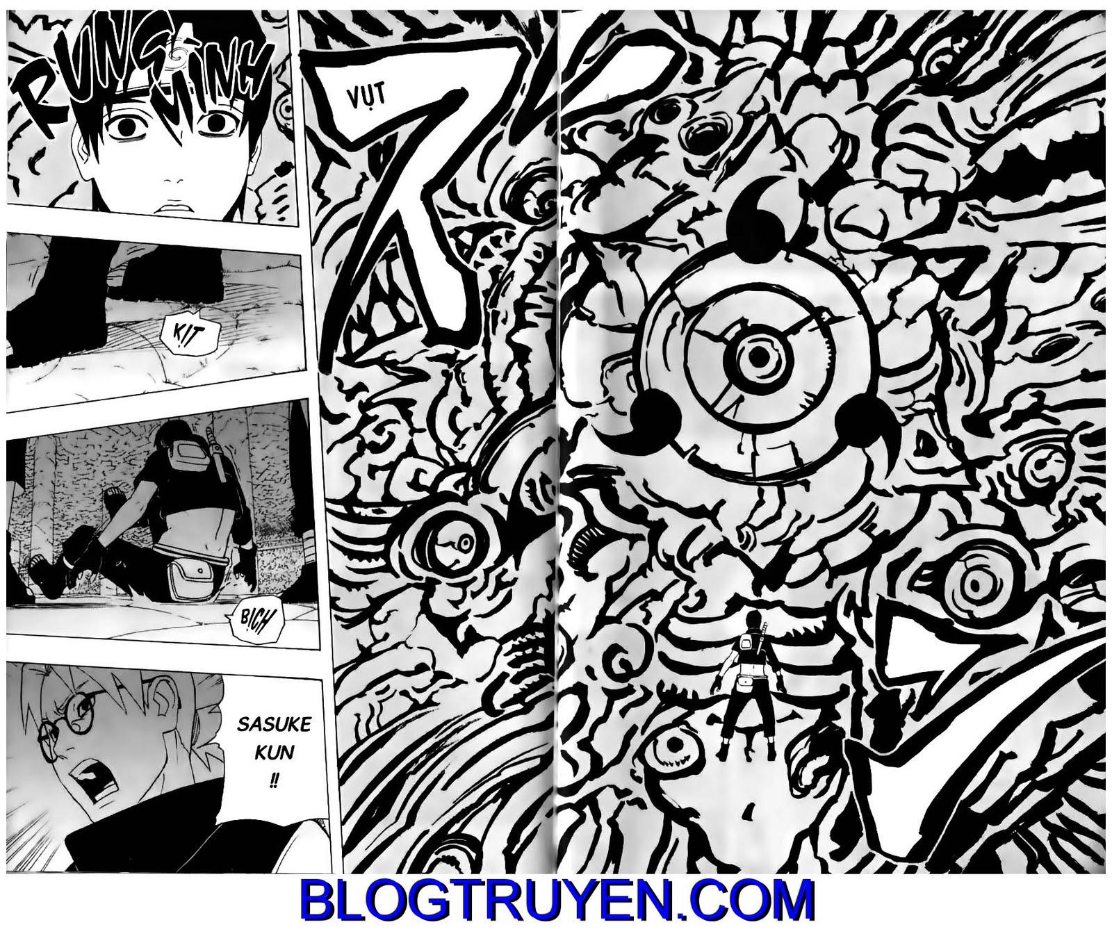 Naruto chap 301 Trang 7 - Mangak.info