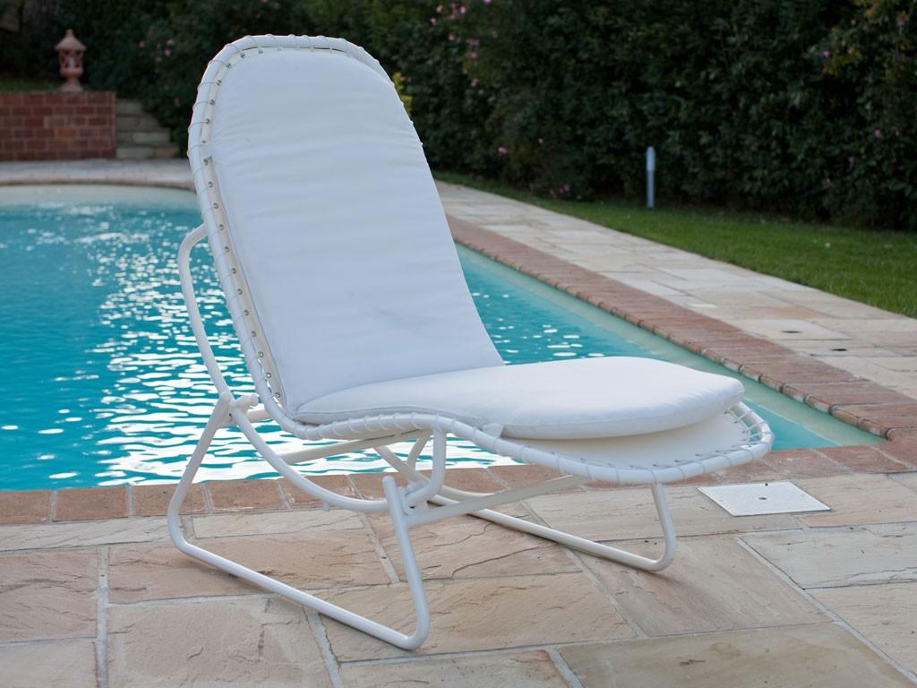 Sedute moonlight - Chaise longue da esterno ...