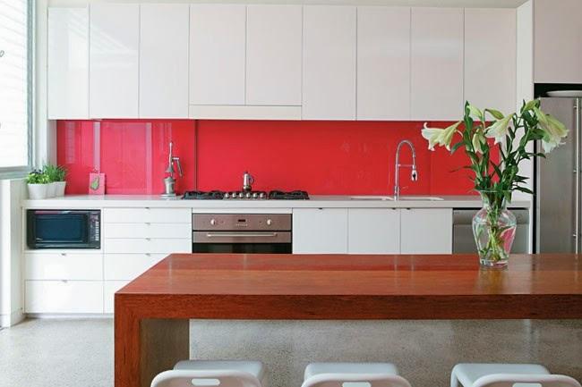Arantxa amor decoraci n zona salpicadero de la cocina a - Salpicadero cocina ikea ...