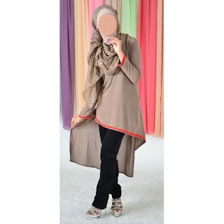 blus wanita muslim modern