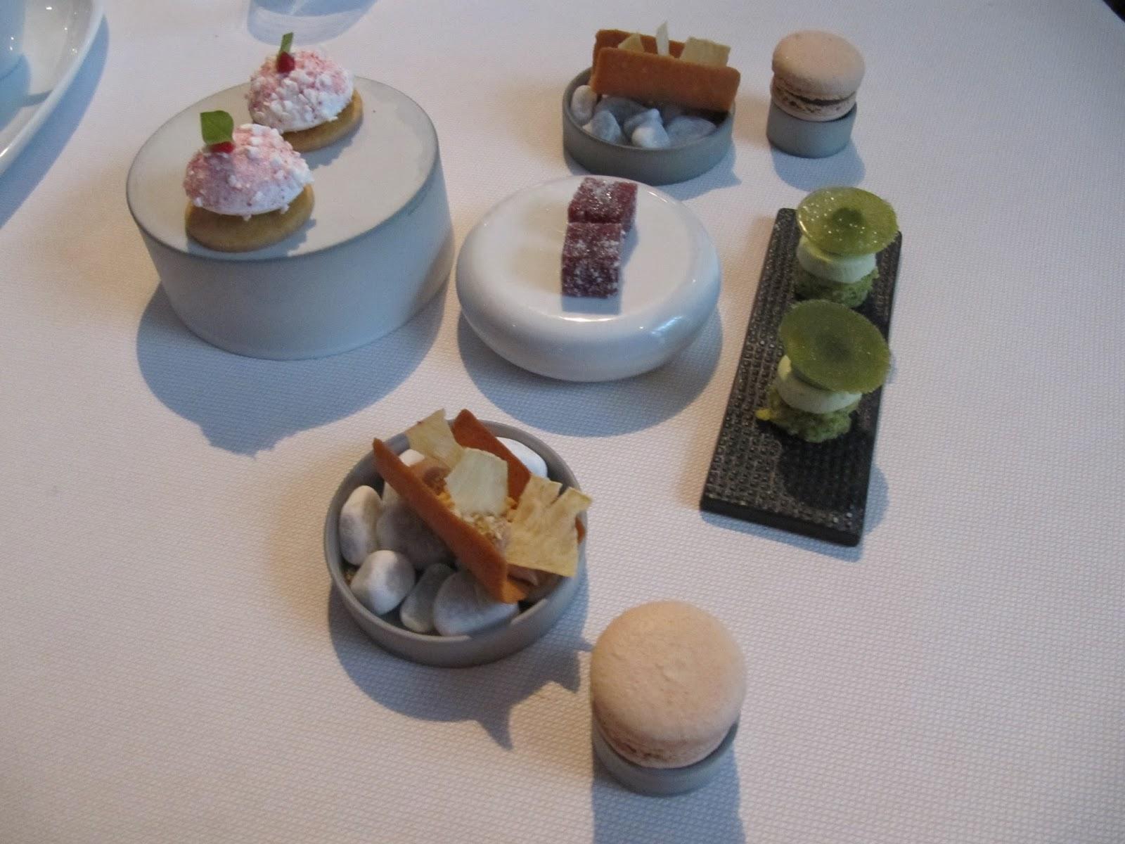 In search of taste: september 2015