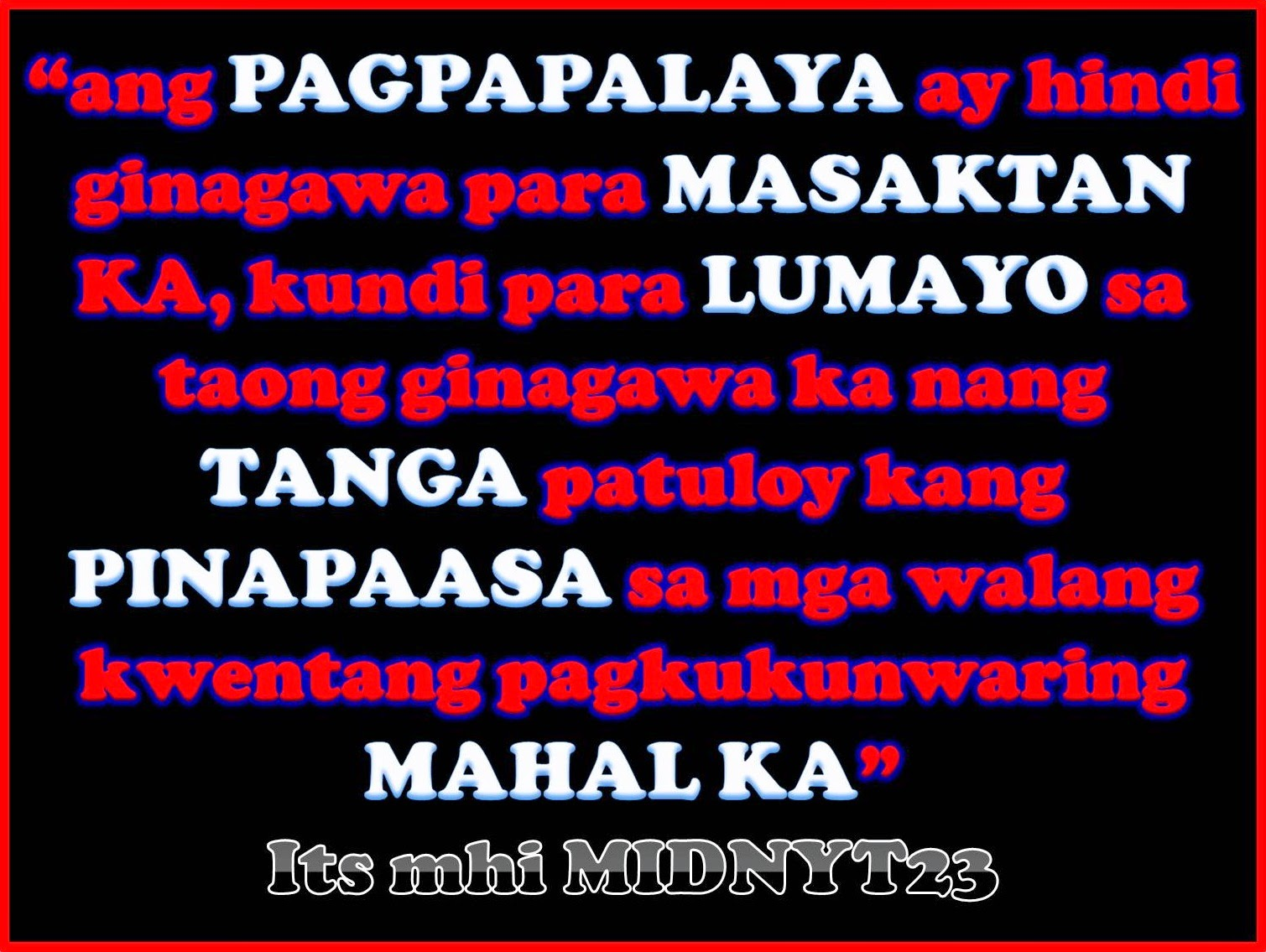 Ikaw lang love quotes