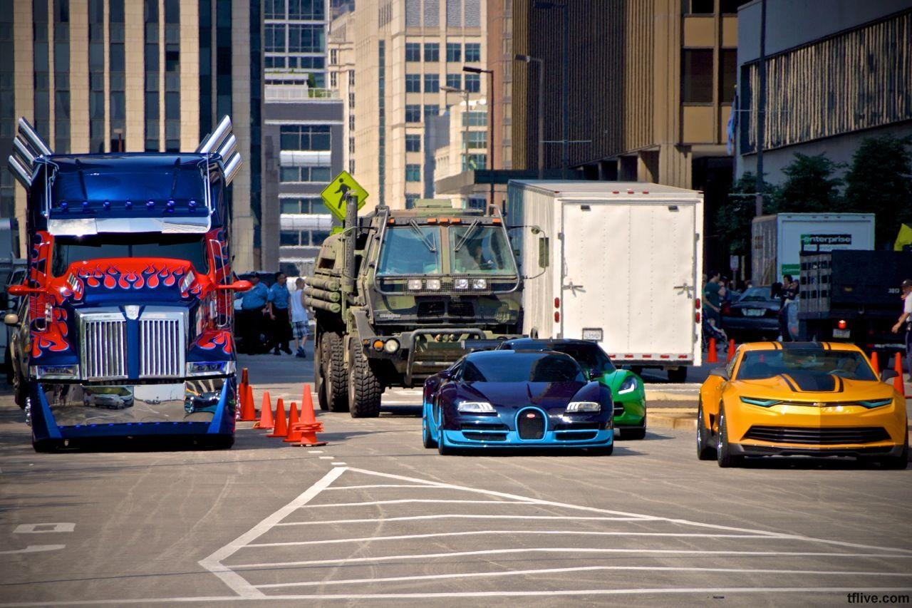 Transformers Live Action Movie Blog (TFLAMB): Transformers ...