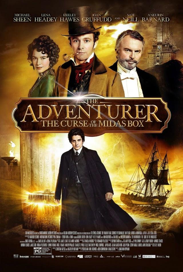 The Adventurer The Curse of the Midas Box (El secreto del cofre de Midas) - Solo Full Películas