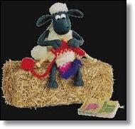 Ovelha Tricotando