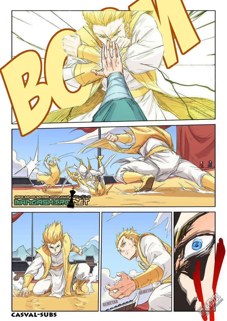 Star Martial God Technique Chapter 99-6