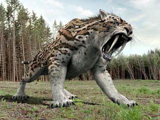 Dunia Hewan Purba: Smilodon