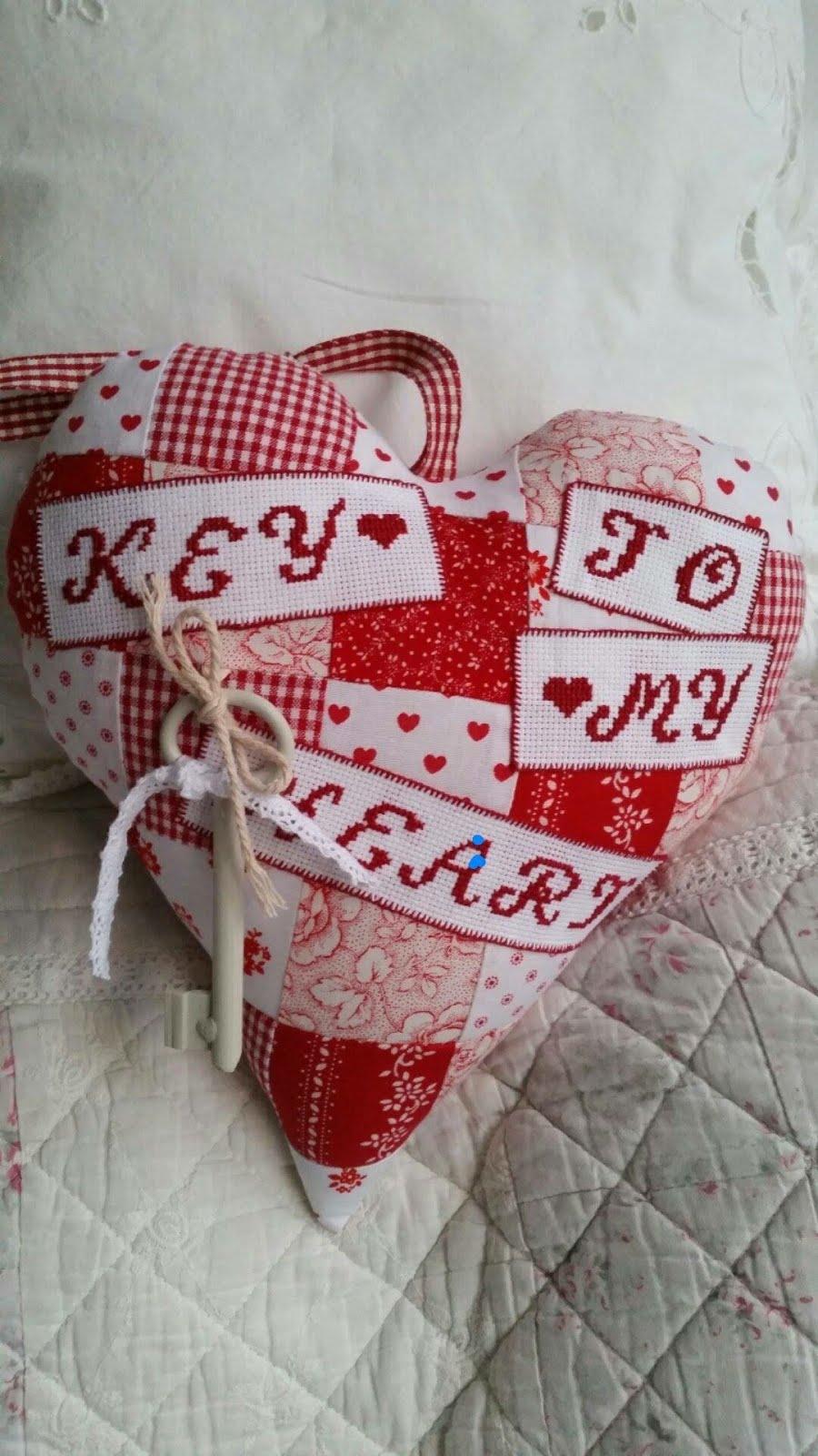 Valentijn-workshop (Yvonne van Dijk)
