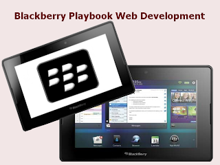 Blackberry Playbook Development