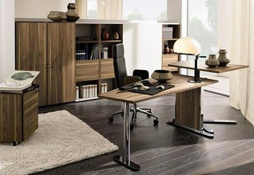décoration bureau moderne