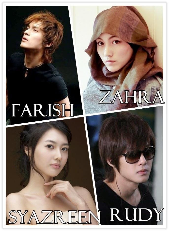 Watak2 dalam Amar Farish
