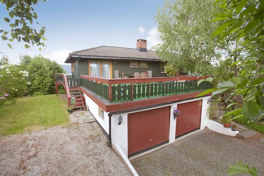 Amber og marco i norge een eigen huis - Rechthoekig woonoppervlak ...