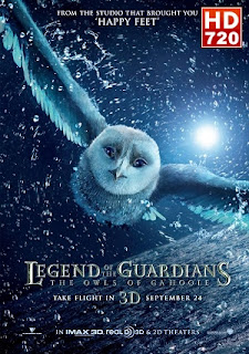 Ver online Ga'Hoole. La Leyenda de los Guardianes (2010)