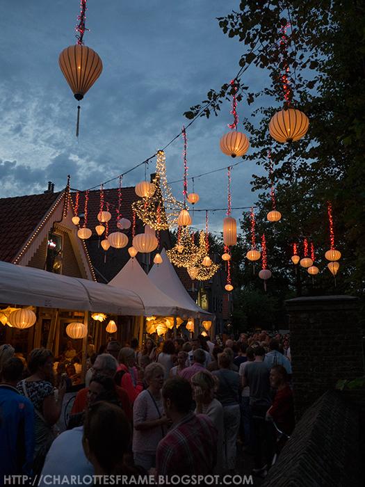 Lichtjesavond Bergen 2015