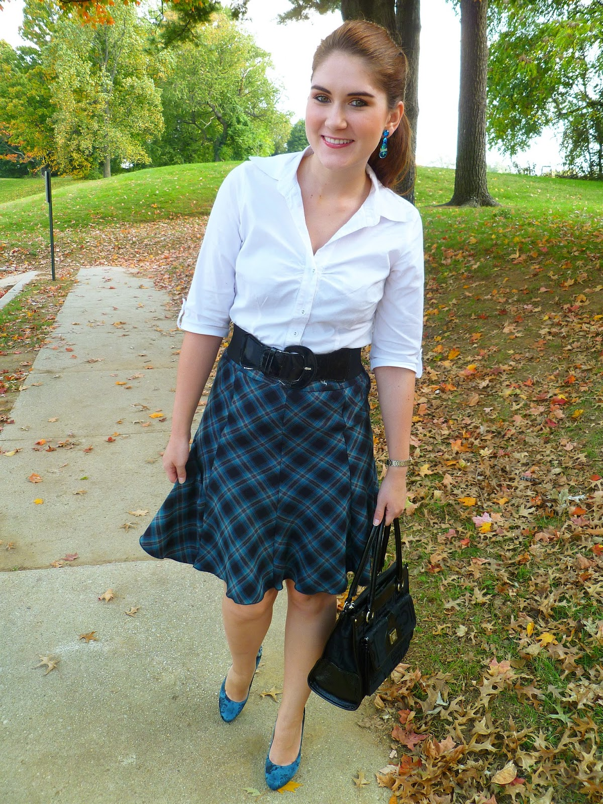 Skirt Outfit Ideas