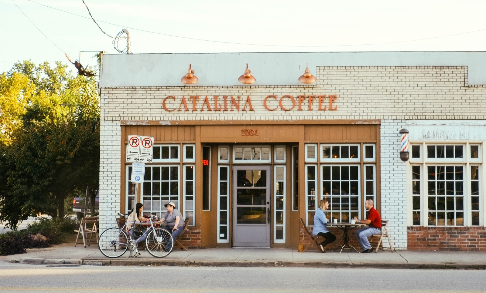 Catalina Coffee Houston, Texas