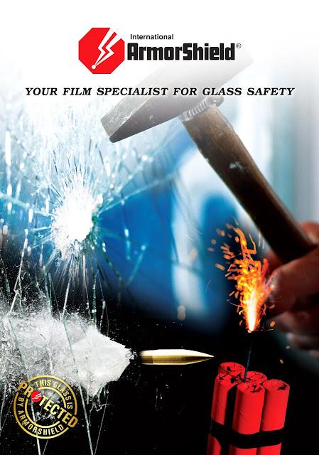 Film an toàn chống bể, chống trộm, chống bom, chống đạn, chống trầy xước