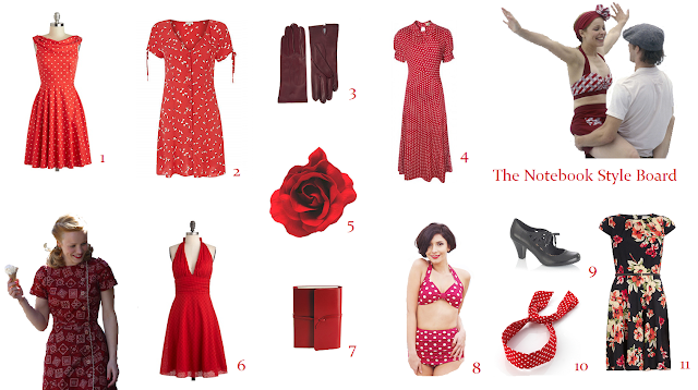 How to dress like The Notebook.
