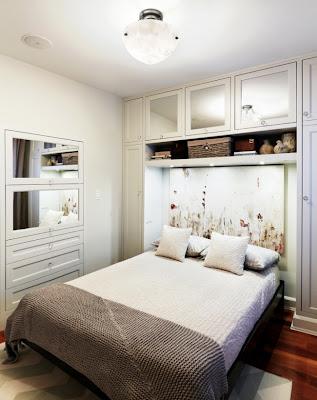ideas de  dormitorios pequeños