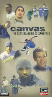 SKATERNOISE GLOBE - Canvas The Skateboarding Documentary