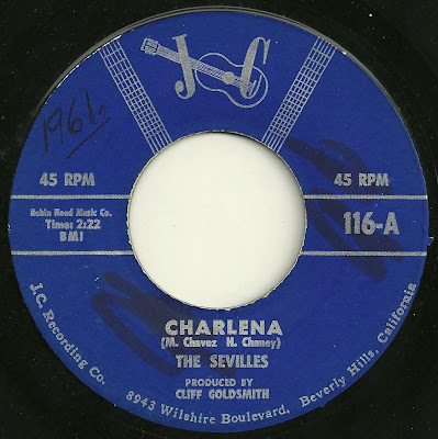 The Sevilles - Charlena