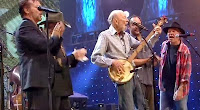 Pete Seeger und Neil Young FarmAid 2013