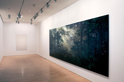托马斯·迪尔's 'Clearing' | Gallery Display, Image courtesy 托马斯·迪尔 _Clearing_ 2 _ artblart.com.jpg